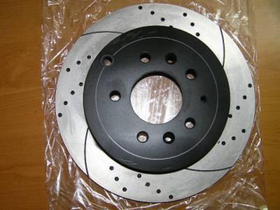 Тормозные диски: виды, типы и предназначение